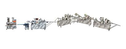 Puff Pastry Processing Line