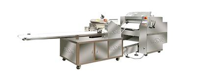 Automatic Dough Sheeting and Cutting Machine